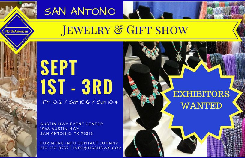 San Antonio Jewelry and Gift Show
